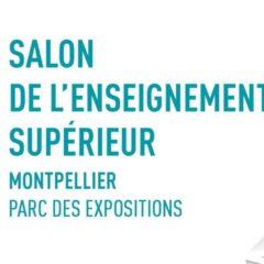 Salon de l'enseignement supérieur de Montpellier 2019